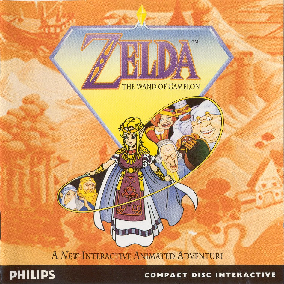 Image - Zelda - The Wand of Gamelon (box).png   Zeldapedia   FANDOM ...