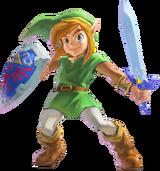Personajes de The Legend of Zelda: A Link Between Worlds