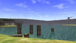 Lake Hylia (Ocarina of Time)