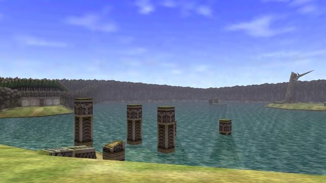 File:Lake Hylia (Ocarina of Time).png