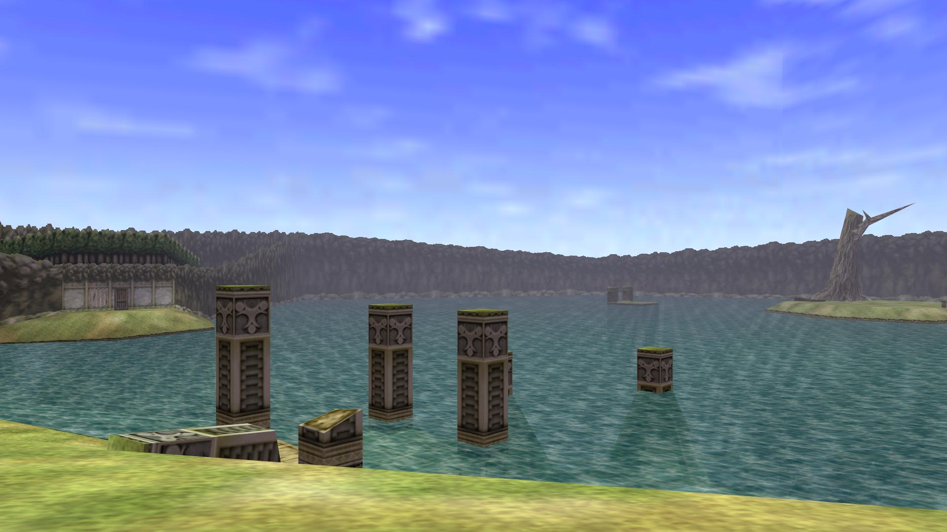 Lake Hylia Zeldapedia Fandom