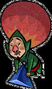 Tingle Artwork (Four Swords Adventures)