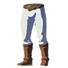 Breath of the Wild amiibo Rune Items (Hero of Wind Armor Set) Trousers of the Wind (Icon).png