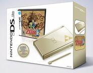 Caja de Nintendo DS Lite especial América