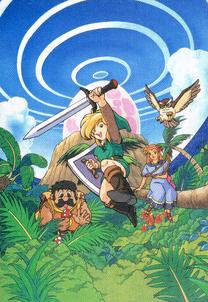 Charaktere (Link's Awakening)