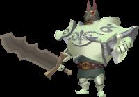 Ferrus Figura (Una espada)