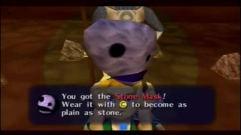 Majora´s Mask - Máscara de Piedra