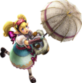 Agitha Parasol (Hyrule Warriors).png