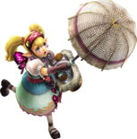 Agitha Parasol (Hyrule Warriors)