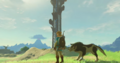 Breath of the Wild Wolf Link Link & Wolf Link (amiibo companion).png