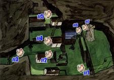 Mapa Cuccos Kakariko OoT