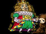 King Tuft