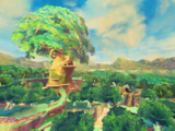Lugares de The Legend of Zelda: Skyward Sword
