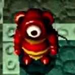 Eyegore Rojo ALBW