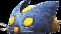 Hyrule Warriors Artillery Bombchu (Render)