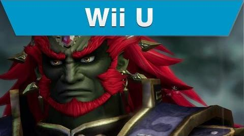Wii U -- Hyrule Warriors Trailer with Ganondorf and a Great Sword