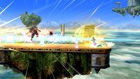 Flecha de luz de Zelda SSB4
