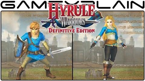 Hyrule Warriors Definitive Edition - Nintendo Switch-0