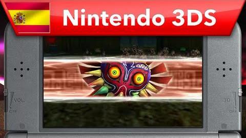 Hyrule Warriors Legends - Skull Kid (Nintendo 3DS)
