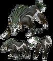 Link Loup Hyrule Historia