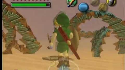 Zelda Majora's Mask - Boss 4 Skorn