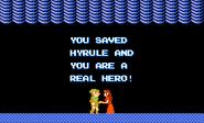 Zelda sauvée AoL