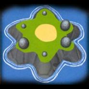 Île étoilée