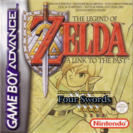 A Link to the Past GBA Carátula Europa