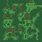 Bosque Perdido (A Link to the Past)