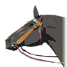 Breath of the Wild Horse Gear (Default Bridle) Stable Bridle (Icon)