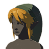 Breath of the Wild amiibo Rune Items (Twilight Hero's Clothes Armor Set) Cap of Twilight (Icon)