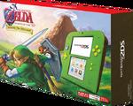 OOT3D Nintendo 2DS Link Edition