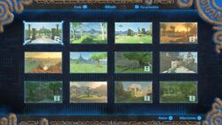 Photos de Zelda BotW
