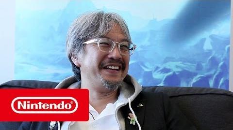 Questions rapides avec Eiji Aonuma