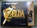 Coffret Zelda Nintendo 64