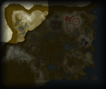 Hébra carte Hyrule