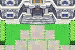 Hyrule Castle Garden