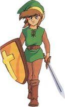 Link (zelda II)