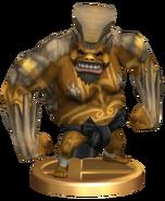 Trofeo de Goron Kong SSBB