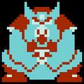 Hyrule Warriors 8-bit Sprites 8-Bit Ganon (Adventure Mode Sprite).png
