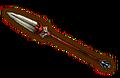 Hyrule Warriors Dragon Spear Dragonbone Pike (Level 1 Dragon Spear).png