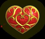 SSBU Réceptacle de Coeur