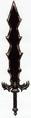 Epée de l'Avatar du Néant HH