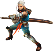 Impa Great Sword
