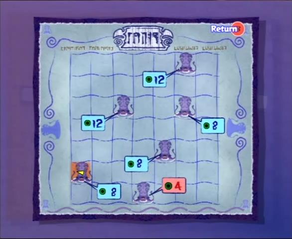 Zelda Wind Waker Karte.Octo Chart Zeldapedia Fandom Powered By Wikia