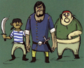 Pirates TWW HH