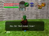 Geheimnisse in The Legend of Zelda: Ocarina of Time