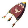File:Breath of the Wild Rito Shield Kite Shield (Icon).png