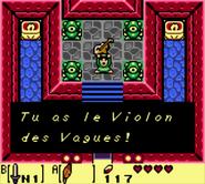 Cave Flagello Violon des Vagues LADX