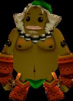 Goron Link MM